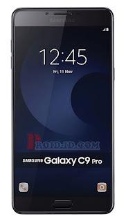 Cara Flashing Samsung Galaxy C9 Pro SM-C900F