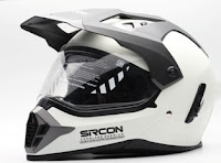 SIRCON SUPERMOTO GLOWY WHITE