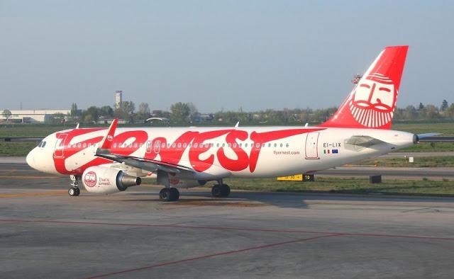 La compagnia albanese Ernest non effettuerà più voli