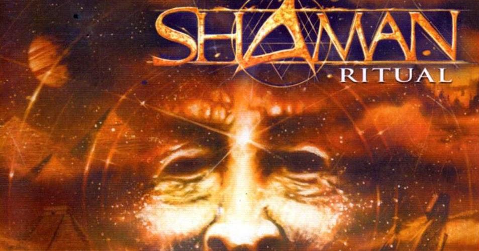 ritual shaman