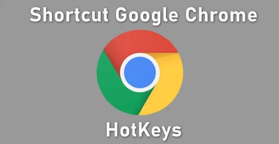 Shortcut Google Chrome