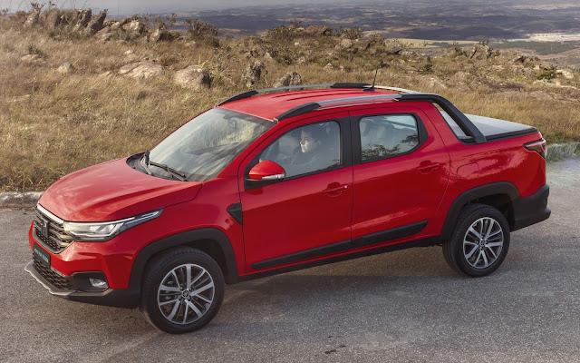 Nova Strada faz Fiat ultrapassar GM no início de agosto