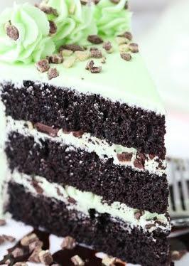 Mint Cake recipe