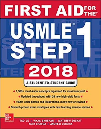 USMLE STEP 1 FA 2018 Free Download | TWO TERRA OF MEDICAL BOOKS