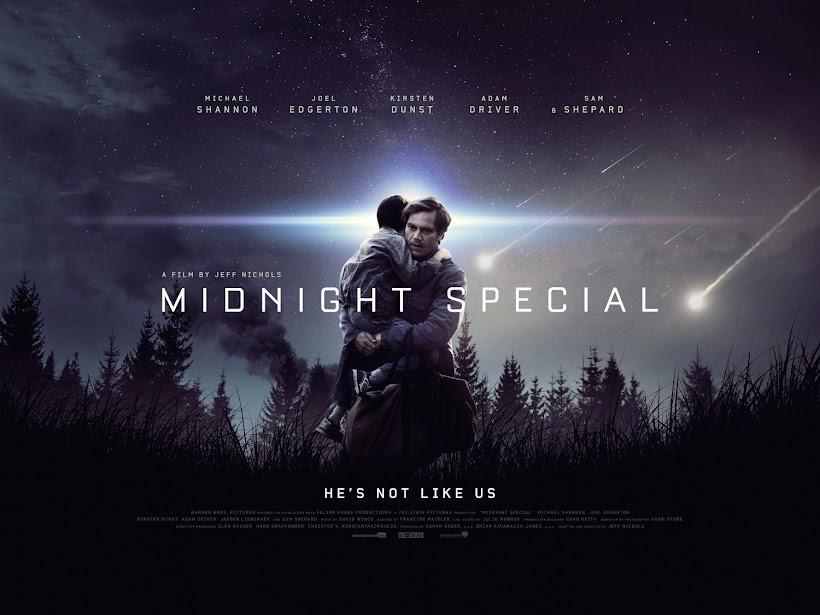 Midnight Special mostra o lado ruim de ter poderes sobrenaturais - Assista ao trailer