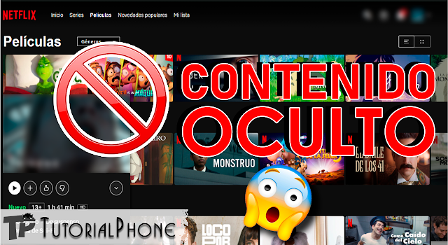 Así desbloqueas TODAS las categorías ocultas de Netflix