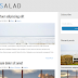Picsalad - Free Responsive Blogger Blogging Template