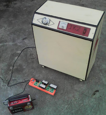 Ghanaian Brothers Invent Device That Generates Electricity Using Cassava