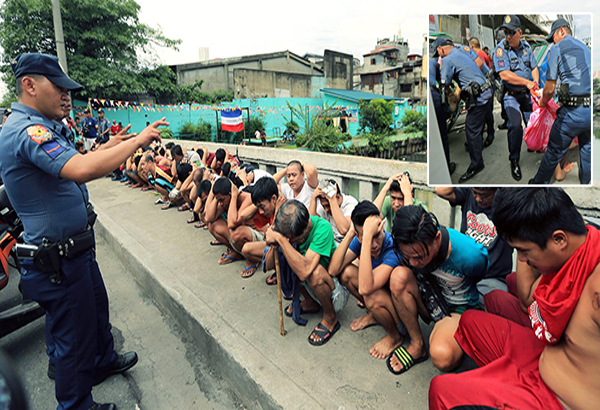 Wide Drug Raid Over Islamic Center In Quiapo: 7 Executed and 263 Arrested!