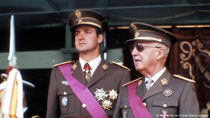 La democracia española, la exhumación de Franco y la asignatura pendiente: el Sáhara Occidental.