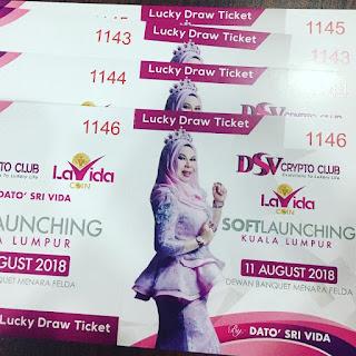 Lavida Ticket