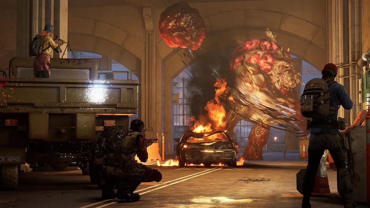 Xbox & Bethesda Games Showcase 2021 - Back4Blood