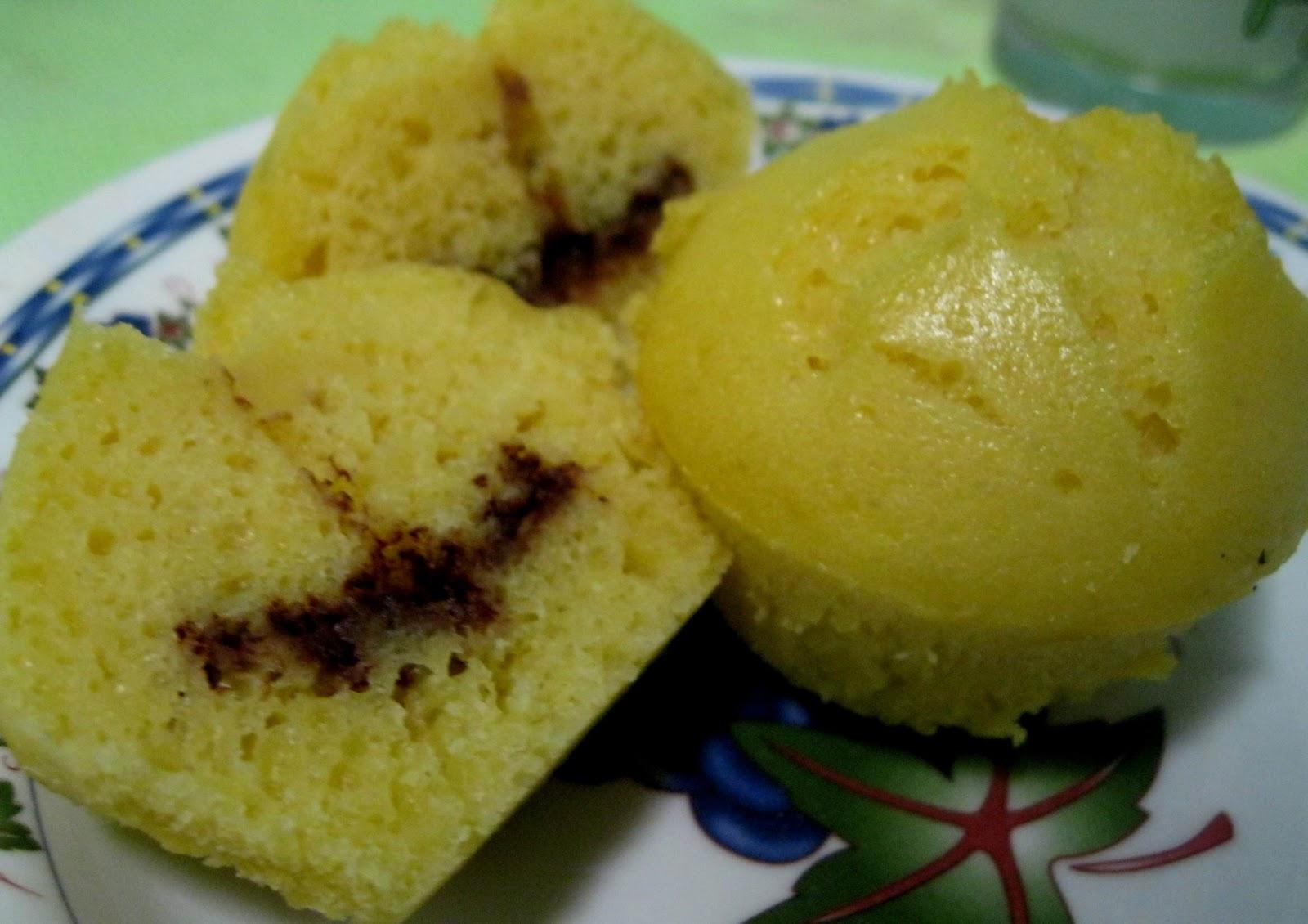 Resep Cake Kukus Pakai Santan: My Days: Kue Mangkok Ubi