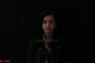Akshara Haasan spotted at an interview for movie Laali Ki Shaadi Mein Laddo Deewana 006.JPG