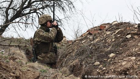 Η Ουκρανία ζητά στρατιωτική βοήθεια απέναντι στη Ρωσία