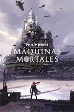 pelicula Máquinas Mortales (deadly machines) (2018)