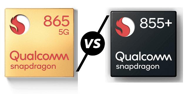 المقارنة الكاملة : Snapdragon 865 مقابل 855+ مقابل 855