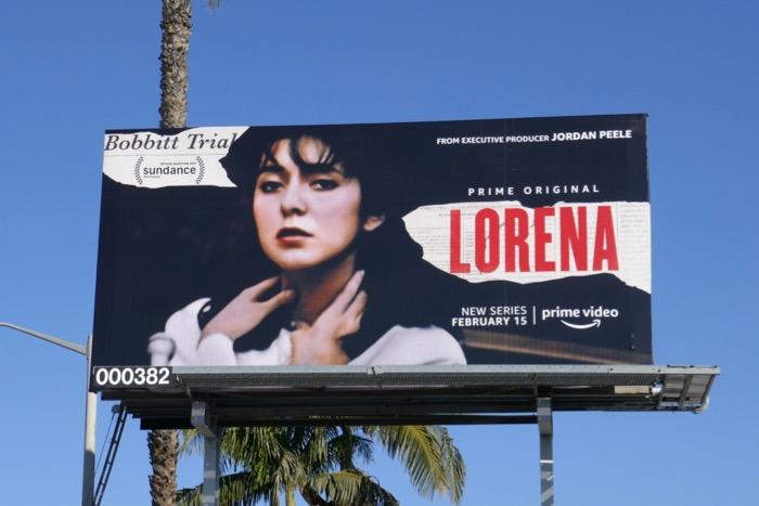 Lorena series launch billboard