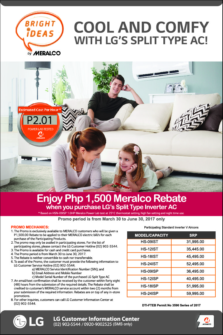 2017 Meralco Key Visual with Mechanics