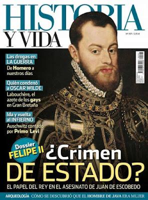 Revista Historia y Vida España - Diciembre 2017