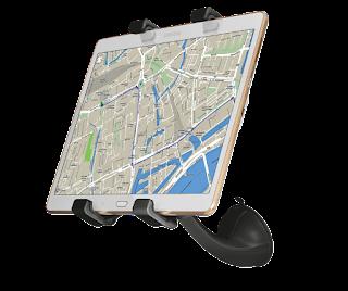 """trust 21815 supporto ventosa tablet da 7-11"""" tablet"""