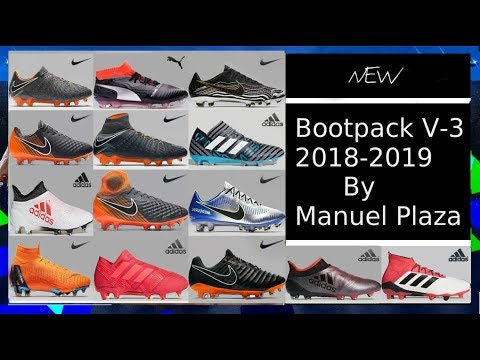 New Bootpack 2018/2019 PES 2013