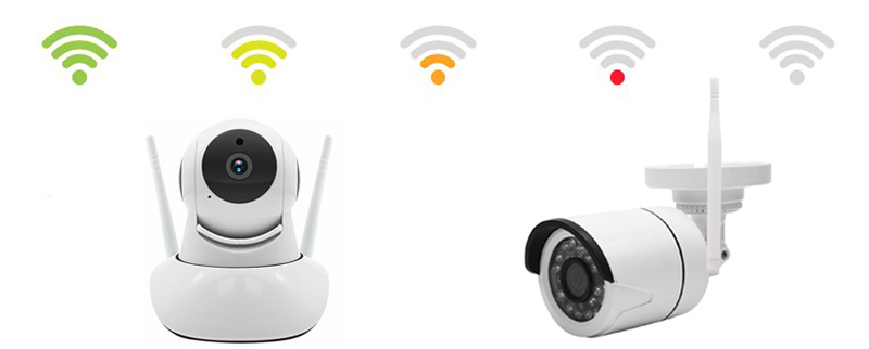 WiFi IP camera not working / can't connect to WiFi