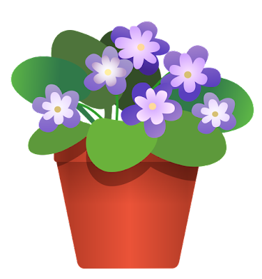 Flower Pot hd images for mobiles