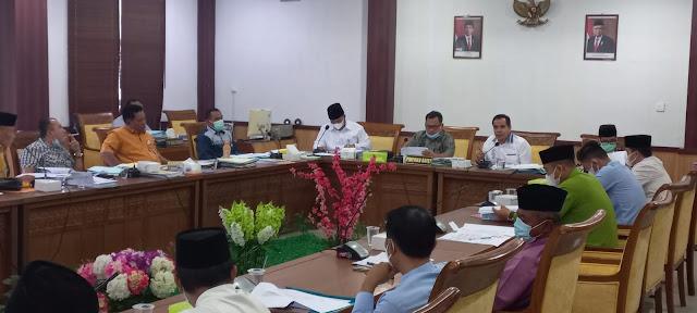 Arlon Veristo Usulkan Anggaran Disetiap Kecamatan Harus Sama