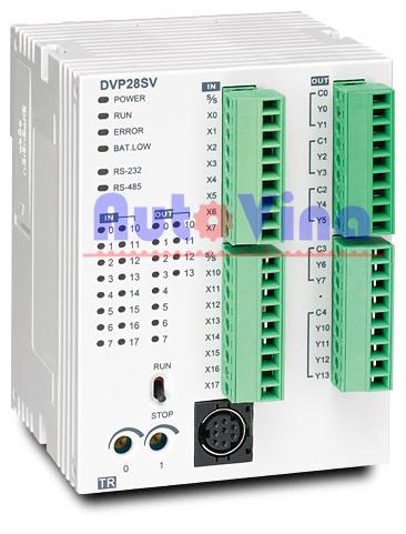 Mở khóa PLC Delta DVP28SV11T, DVP28SV11R, DVP28SV11T2, DVP28SV11R2