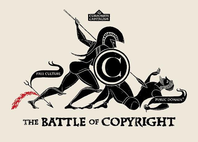 Copyleft vs. Copyright: Sebuah Kritik Marxis // Bagian 1