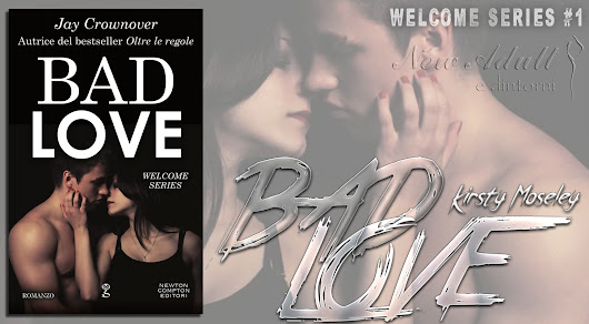 "RECENSIONE IN ANTEPRIMA: BAD LOVE ""Welcome To The Point Series"" di JAY CROWNOVER"