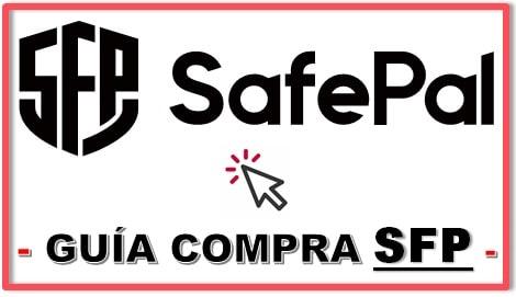 Cómo Comprar Criptomoneda SAFEPAL (SFP) Tutorial Actualizado Paso a Paso