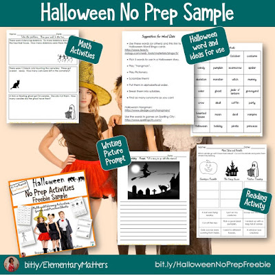 https://www.teacherspayteachers.com/Product/Halloween-Literacy-and-Math-Freebie-163331?utm_source=October%20Freebies%20Blog%20Post&utm_campaign=Halloween%20No%20Prep%20Freebie