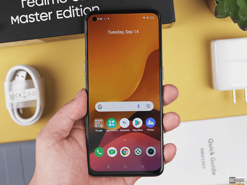 5 best features of the realme GT Master Edition