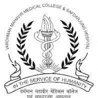 Vardhman Mahavir Medical College Recruitment