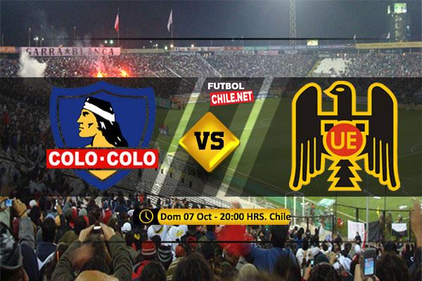 Mira Colo Colo vs Unión Española en vivo y online por la Primera División