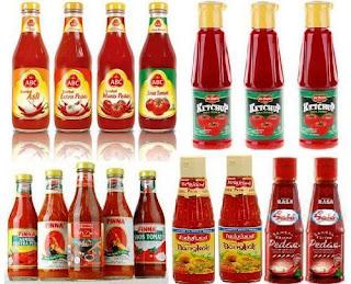 alamat pabrik saus sambal Bandung, Jakarta, Tangerang, Surabaya