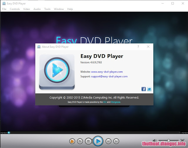 Professional DVD software