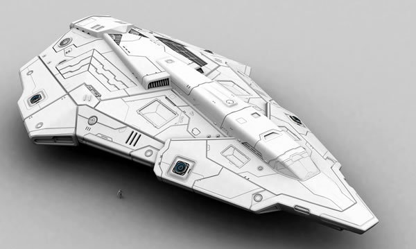 Captains Blog: Elite Dangerous Outfitters - The Mighty Python