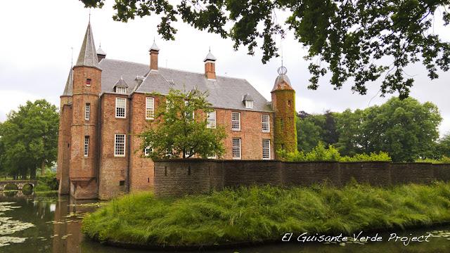 Slot Zuylen - Castillo de Zuylen por El Guisante Verde Project