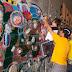 El Ayuntamiento pone suelo de goma para los escaladores del Túnel del Lindane