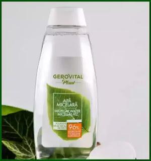 apa micelara Microbiom Protect Gerovital Plant parari forum cosmetice