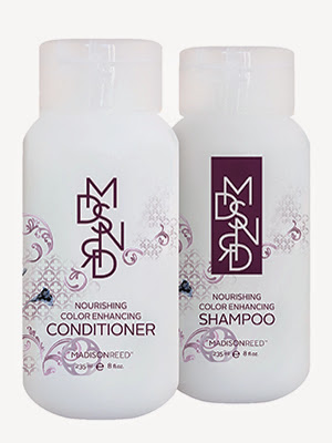 Throw-down Madison-Reed VS Alterna Caviar Shampoo and Conditioner