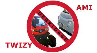 Twizy, Citroën Ami etc. : le débridage, une bonne idée ?