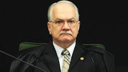 Fachin nega pedido para soltar Lula