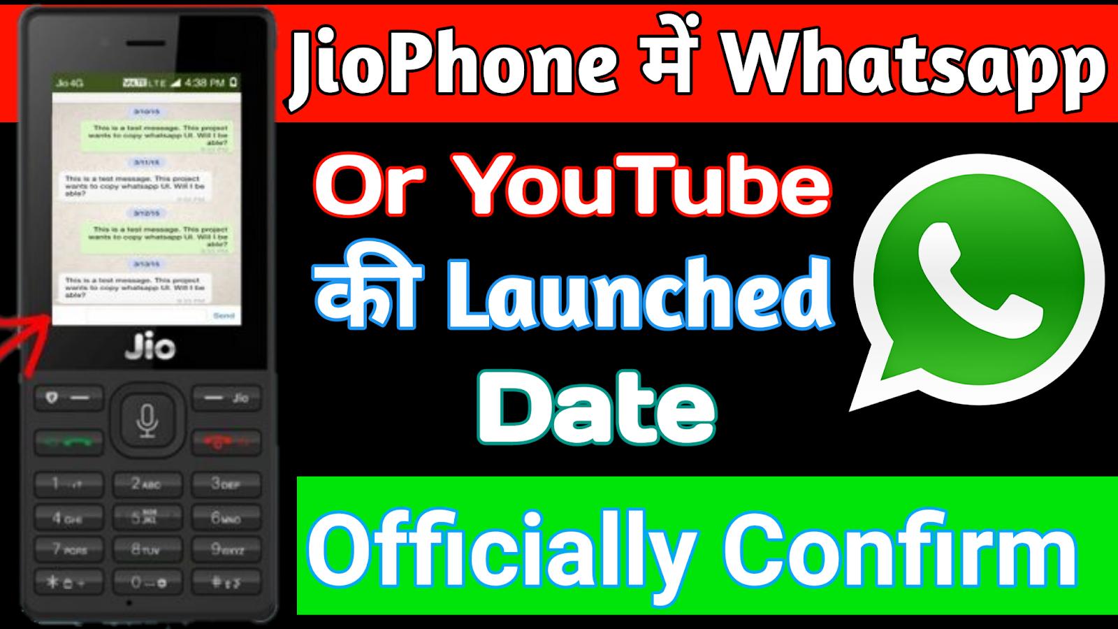 whatsapp app download for jio phone