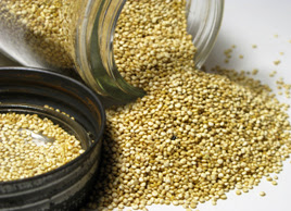 Quinoa fast lose weight.