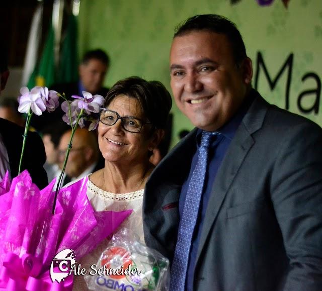 Dona Marta Pinheiro faz aniversário hoje