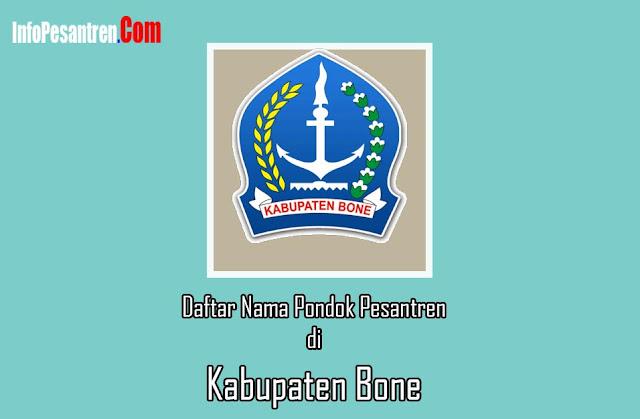 Pondok Pesantren di Kabupaten Bone